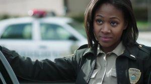 Nicole Beharie es la agente Abbie Mills