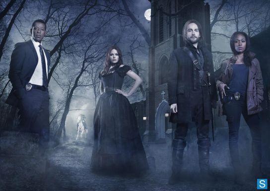 Imagen promocional de Sleepy Hollow